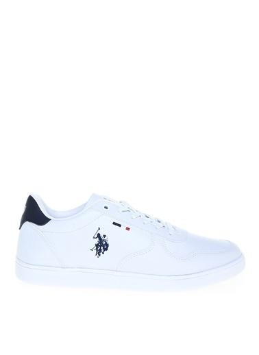 U.S. Polo Assn. U.S. Polo Assn. Beyaz Sneaker Beyaz